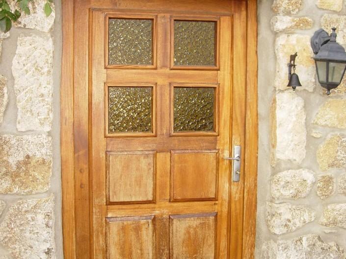 Porte Exterieure guendjian