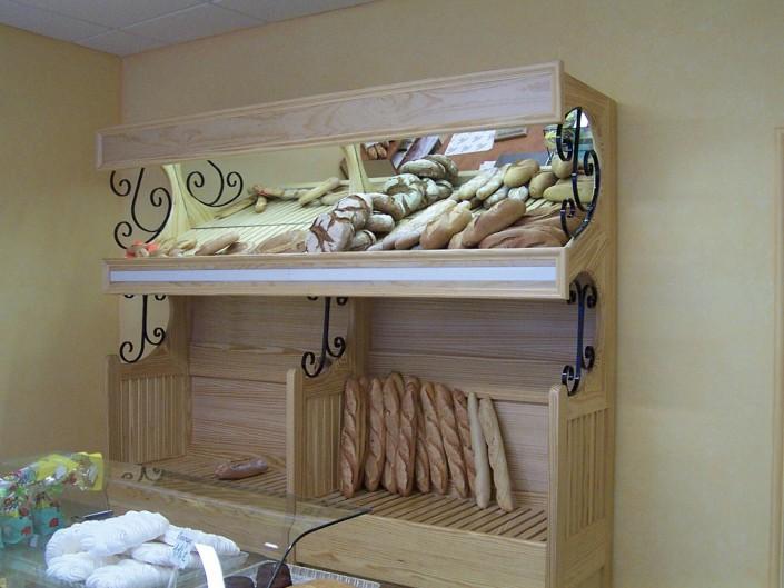 meuble pour boulangerie